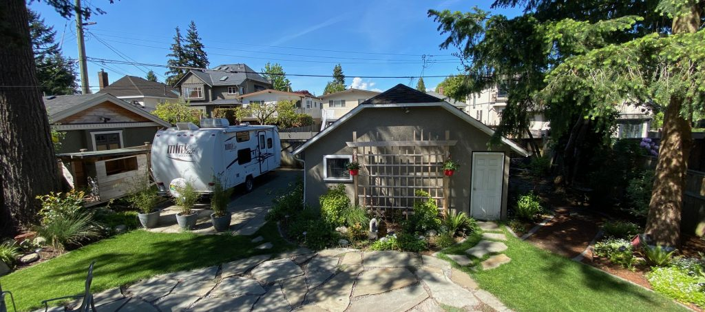 Vancouver Infill House